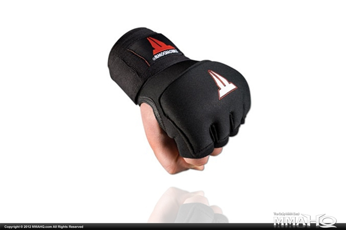 Throwdown Gel Handwraps - Double Pack 4 wraps